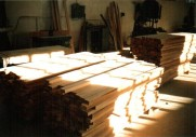 МИЛЕВ ООД - Продукти - От иглолистната дървесина